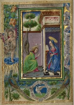 Taddeo Crivelli (Italian, died about 1479, active about 1451 - 1479)