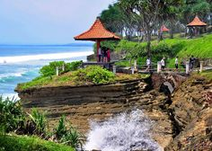 BatuhiuPangandaran - West Java, Indonesia
