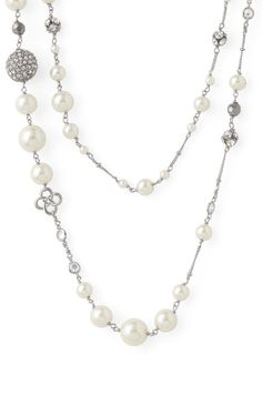 Madeline Pearl Necklace - $45.00