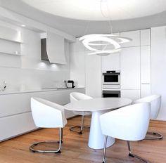 Cucina realizzata da @stile in residenza sul lago di Garda
