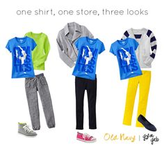 One Shirt, One Store, Thee Looks | Stylish Outfits for Gymnasts | Gym Gab