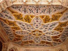 Iparművészeti Múzeum Valance Curtains, Art Nouveau, Tower, Home Decor, Towers, Interior Design, Home Interiors, Decoration Home, Valence Curtains