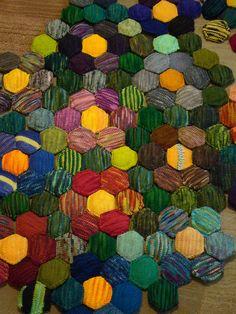 Ravelry: momframer1's Beekeeper's Quilt