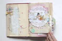 happy little moments: finished album by stephaniebryan at @Studio_Calico