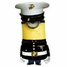 Minion Marine