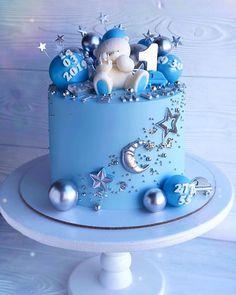 Girly Birthday Cakes, Birthday Cake Kids Boys, Butterfly Birthday Cakes, Baby Shower Cake Designs, Baby Shower Cakes, Beautiful Cake Designs, Gorgeous Cakes, Cake Icing, Cupcake Cakes