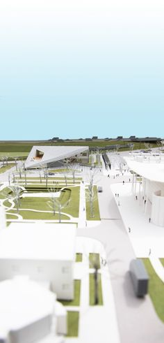 UC Davis Art Museum Proposal / WORKac