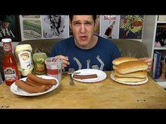 German Vegan Hot Dog | MukBang Deutsch English [Live Twitch] eatingshow ...