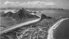 Project for Rio de Janeiro, Le Corbusier