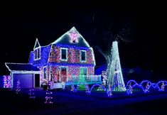 The Best Christmas Lights in Grand Rapids & West MI for 2020 - grkids.com Christmas Light Show, Best Christmas Lights, Christmas Light Displays, Christmas Mom, East Grand Rapids, Cedar Lake, Types Of Lighting, The Best, Activities