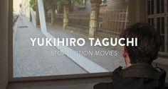 VIDEOKUNST: YUKIHIRO TAGUCHI