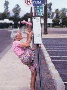 @Lauren Gibson, you as a grandma haha