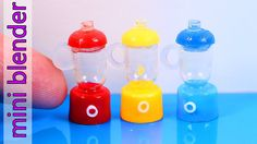 Miniature Blender DIY ~ World's tiniest Doll Blender ~ Dollhouse DIY