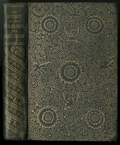 William Morris: Icelandic translation by Digital Collections at the University of Maryland, via Flickr