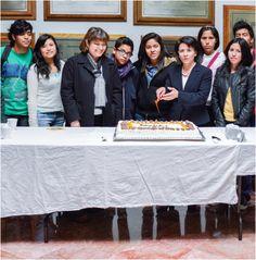 Con mis alumnos en el Curso de  Salud Reproductiva para  Adolescentes | Ciudad de México