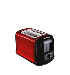 Moulinex Toaster Toaster, Kitchen Appliances, Metal, Red, Products, Cleaning, Household, Black, Cooking Ware