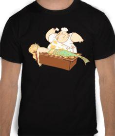 camiseta açougue marinho 19,90