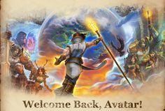 Bioware Announces Free To Play RPG Ultima Forever: Quest For The Avatar