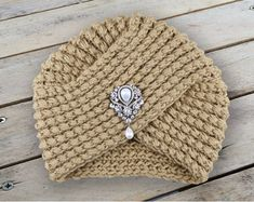 Crochet Beautiful Turban Very Easy and Fast