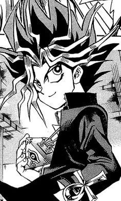 "Yuugi's ""other self"""