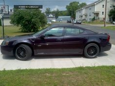 Worksheet. 2006 Pontiac Grand prix GXP A little out of the ordinary but