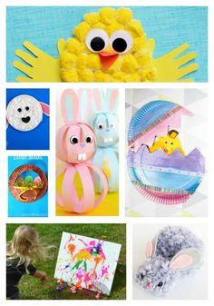 Arty Crafty Kids | Craft | Easter #crafts for Kids | 22 Super Cute Easter Crafts