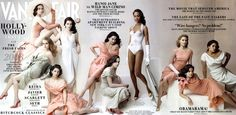 Vanity Fair Cover March 2008