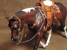 MH$P | AUCTION: CM WESTERN BRIDLE BREASTCOLLAR