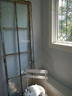 Do you have an antique window or door with a broken pane? Creative Reflections can fix your panes... MirrorGlassDesign.com