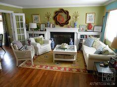 Aesthetic Oiseau: AO House Tour: Living Room