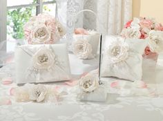 Chic & Shabby Collection www.carlsbadweddingsupplies.com