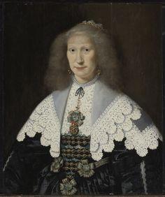 Michiel Jansz. van Mierevelt Portrait of a woman, 1567 - 1641