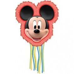 Mickey's Clubhouse Pull-String Pinatas (Each)