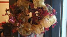 Fall wreaths $50