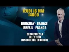 FOOTBALL -  Conférence en direct de Didier Deschamps - http://lefootball.fr/conference-en-direct-de-didier-deschamps/