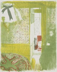 Edouard Vuillard, Vincent Van Gogh, Illustration Française, Sargent Art, Singer Sargent, Amsterdam, Van Gogh Museum, National Gallery Of Art, Art Institute Of Chicago