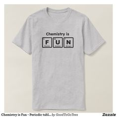 Science periodic table girl tshirt smart girls rock toddler and chemistry is fun periodic table elements t shirts urtaz Images