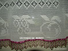 delantales tejidos a crochet - Buscar con Google Blanket, Google, Farmhouse Rugs, Tricot, Crocheting, Aprons, Table Toppers, Net Curtains, Border Tiles