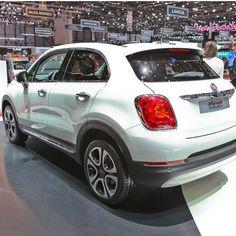 La nuova Fiat 500x