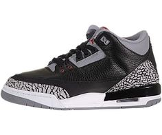Air Jordan III (3) Retro Basketball Shoes Youth Basketball Shoes 6d1fe3350