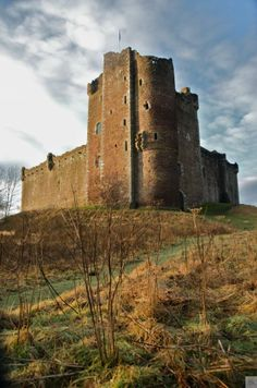 Doune Castle was built around 1400 by Robert Stewart, 1st Duke of Albany, Earl…