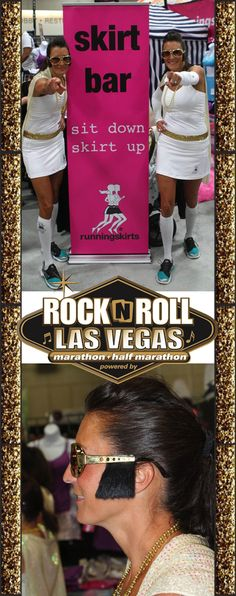 On my list: Distance training to do the Vegas Rock 'N Roll Marathon = Running the Strip at Night race with the Running Elvii.  I will be designing & making my own Running Elvis outfit!
