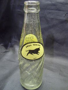 Agua tonica Paso de los Toros