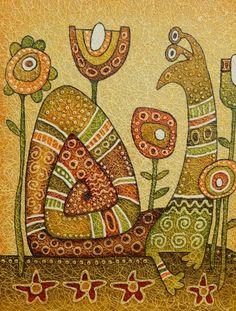 Картины (живопись) : Улитка. Автор Олег Викторович Давыдов