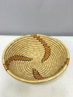 Handmade Tray Decoration Classy Indonesian Woven Basket Trayworldofbacara On Etsy $3500 Decorating Design