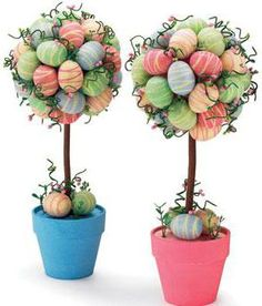 New Ideas Holiday Crafts For Gifts Diy Ideas Dollar Stores Hoppy Easter, Easter Gift, Easter Eggs, Easter Projects, Easter Crafts For Kids, Easter Tree, Easter Wreaths, Spring Crafts, Holiday Crafts