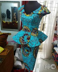 Well stones ankara available for pick up. Good quality and relaible . come get yours while stock last. African Attire, African Wear, African Women, African Dresses For Kids, African Print Dresses, African Fashion Ankara, African Print Fashion, African Traditional Dresses, Traditional Outfits