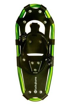 Lucky Bums Tubbs Vintage Kids Snowshoes