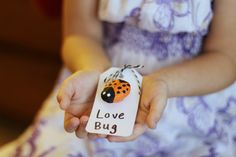 Make adorable Love Bugs out of salt dough and attach them to cards for a great DIY Valentine's Day Card idea!