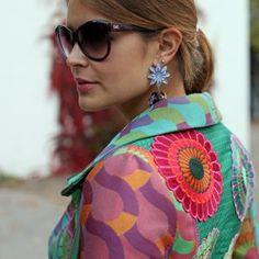 Le manteau desigual   une mode de joie et de couleurs